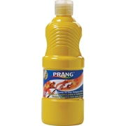 Prang® Tempera Paint, 16oz, Yellow