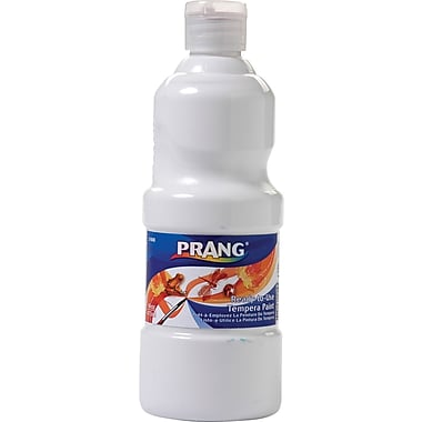 Prang® Tempera Paint, 16 oz, White