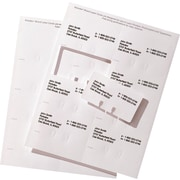 Rolodex® Blank Laser and Inkjet Rotary Cards, 2 1/4 x 4, 240/Pack