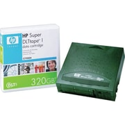 HP 220/320GB Super DLT I Data Cartridge