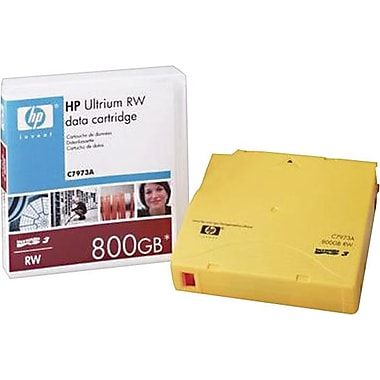 HP 400/800GB LTO Ultrium RW Data Cartridge