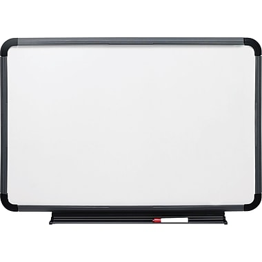 Iceberg® 5-1/2' x 3-1/2' Dry-Erase Board with Blow-Molded Frame