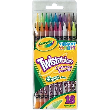 Crayola® Twistables® Colored Pencils