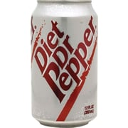 Diet Dr Pepper®, 12 oz. Cans, 24/Pack