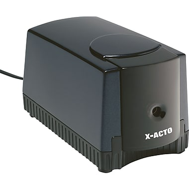 X-ACTO Magnum 1645 Heavy-Duty Electric Pencil Sharpener Black