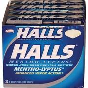Halls® Mentho-Lyptus Cough Drops