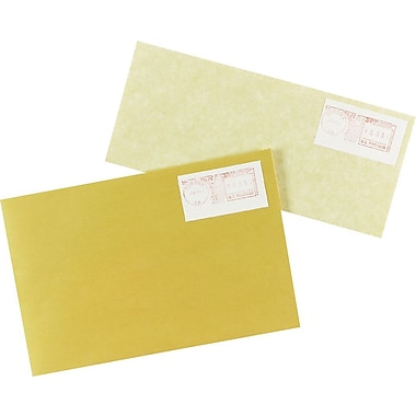 Avery® 5288 Postage Meter Labels, 1-1/2in. x 2-3/4in.