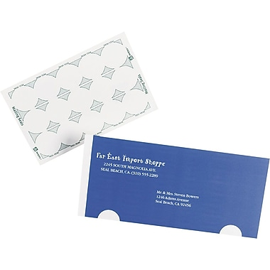 Avery® Print-or-Write White Mailing Seals