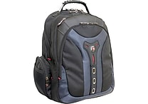 SwissGear Pegasus Black/Blue Backpack (GA-7306-06F00)