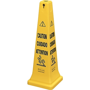 Rubbermaid® Safety Cone