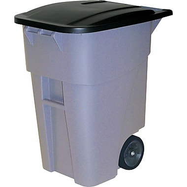 Rubbermaid® BRUTE Roll Out Container