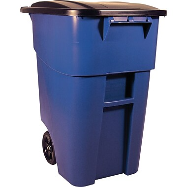 Rubbermaid® BRUTE Roll Out Recycling Container