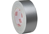 Staples® Acrylic Utility Duct Tape, Standard Grade, Silver, 2' x 60 yds, 1 Roll (468389-CC)