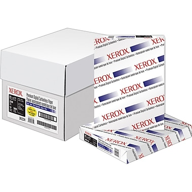 Xerox® Mult-Use Carbonless Paper, 8 1/2in. x 11in., 3 Part, Reverse (5000/carton)