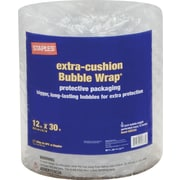 Staples® Large Bubble Wrap®, 12 x 30'