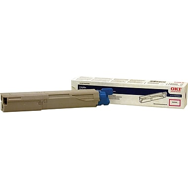 OKI 43459402 Magenta Toner Cartridge