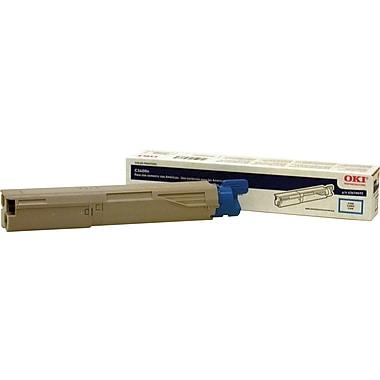 OKI® 43459403 Cyan Toner Cartridge
