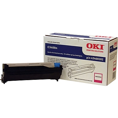 Okidata 43460202 Magenta Drum Cartridge