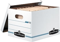 Bankers Box® Basic-Strength Stor/File® Storage Boxes