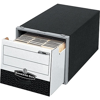 Bankers Box® Maximum-Strength Super Stor/Drawer® Storage Drawers