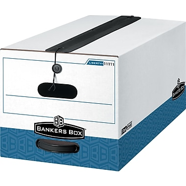 Bankers Box®  Liberty Plus™ Storage Boxes