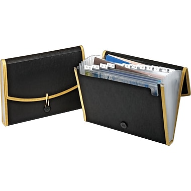 Globe-Weis® Poly 13-Pocket Letter File, Each