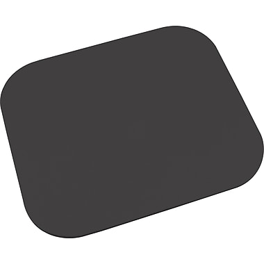 Staples Mouse Pad, Black