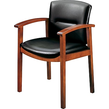 HON® Park Avenue Collection® 5000 Series Vinyl Guest Chairs