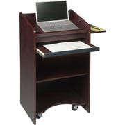 Balt® Wooden Floor Lecterns