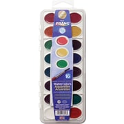 Prang® Washable Watercolors, 16-Color Set