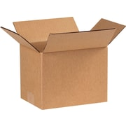 "08""x6""x6"" Partners Brand Corrugated Boxes, 25/Bundle (866)"