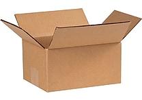 8''x6''x4'' Staples Corrugated Shipping Box, 25/Bundle (PRA0016)