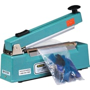 "Staples® Impulse Hand Sealers w/ Cutters, 12"" x 1/16"", 1 Each"