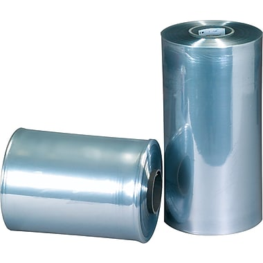 Reynolon® 5044 PVC (75 Gauge) Shrink Film, 18in. x 500', 1 Roll