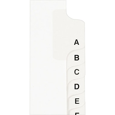 Avery® Alphabetical Individual Set, Tab W