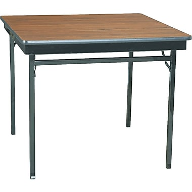 Barricks 36in. Square Laminate Folding Table