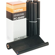 Brother PC-304RF Black Refill Rolls, 4/Pack