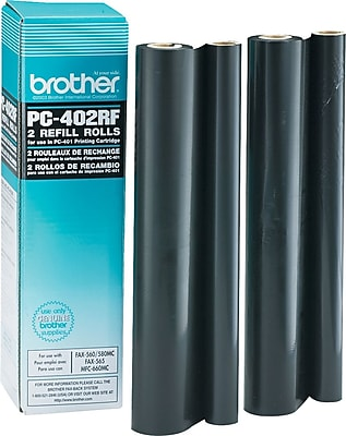 Brother PC402RF Refill Roll 2 Pack