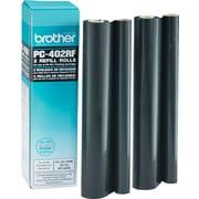 Brother - Film télécopieur PC402RF - recharge