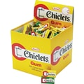 Chiclets® Chewing Gum, 200 Packs/Box