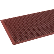"Crown Safewalk-Light Heavy-Duty Anti-Fatigue Mat, 36"" x 60"", Terra Cotta (WS CT35TC)"
