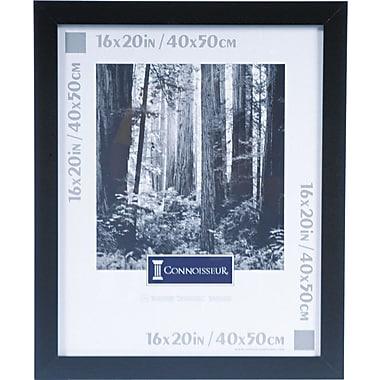 dax black plastic poster frame plastic window 16 x 20