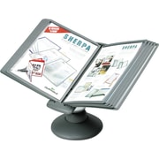 Durable® Sherpa® Motion Desk System Base, Graphite