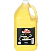 Prang® Ready-to-Use Tempera Paint, 1 gal, Yellow, Each (22803)
