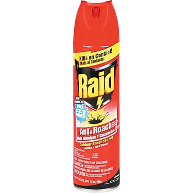 Raid Ant and Roach Killer