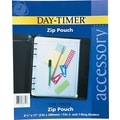 Day-Timer Zip Pouch, Folio Size