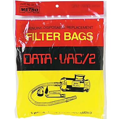 Metro Data-Vac 1.17 & 1.7 HP Vacuum/Blower