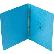 "Pendaflex PressGuard® Report Cover with Fastener, 8 1/2"" x 11"", Light Blue"