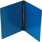 "Pendaflex PressGuard® Report Cover with Fastener, 8 1/2"" x 11"", Dark Blue"
