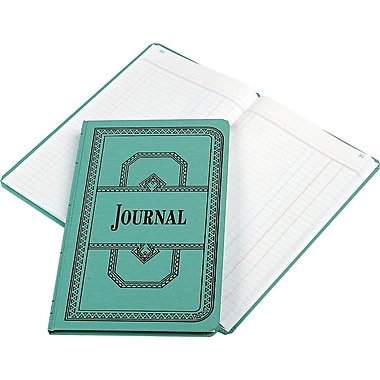 Boorum & Pease Journal Book, 33 Lines/Page, Journal Ruling